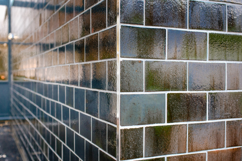 Agincourt School Camden Brick Slips Tiles