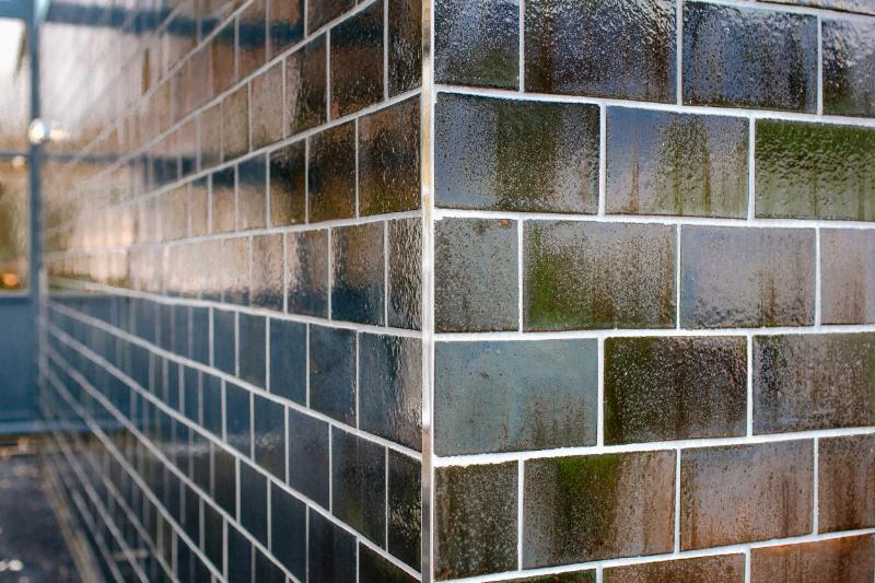 Agincourt School Camden Brick Slips Tiles